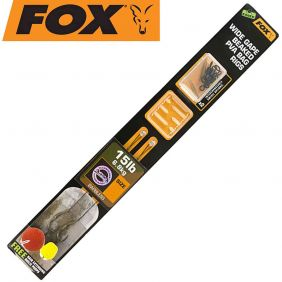 FOX Edges Armapoint Wide gape PVA bag rigs 15lb sz 8 x 2