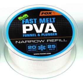 FOX Edges 20m refill Fast Melt 25mm Narrow