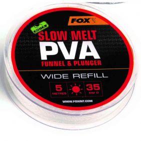 FOX Edges 5m refill Slow Melt 35mm Wide