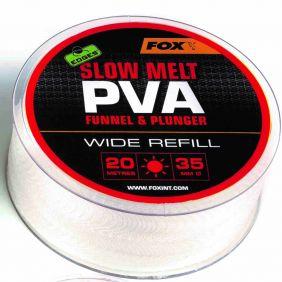 FOX Edges 20m refill Slow Melt 35mm Wide