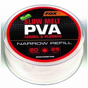FOX Edges 20m refill Slow Melt 25mm Narrow
