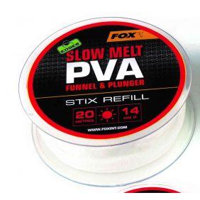 FOX Edges 20m refill Slow Melt 14mm Stix