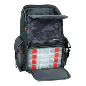FOX RAGE Camo rucksack inc 4x med