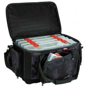 FOX RAGE Camo large carrybag inc boxes