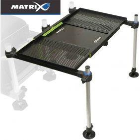 FOX Matrix extending side tray inc inserts and 2 x adj legs.
