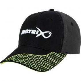 FOX Matrix Grey / Lime baseball hat