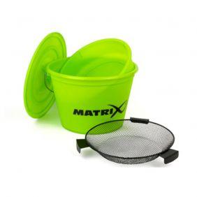 FOX Matrix Lime Bucket Set
