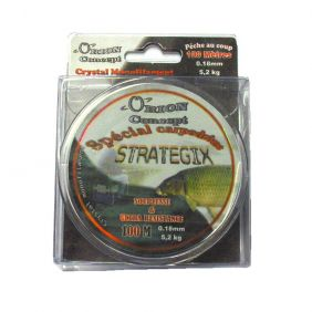 NYLON STRATEGIX CRYSTAL SPÉCIAL CARPODRÔME 100M
