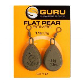 Flat Pear Bomb
