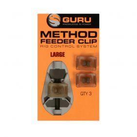 Guru Method Clip Large Available