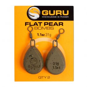 Flat Pear Leads
