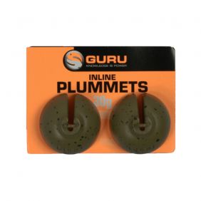 Plummets (2 plummets per pack)