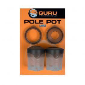 Guru Pole Pot  Large