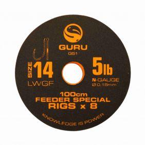 LWGF Feeder Special Rig  100cm