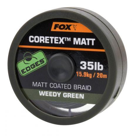 FOX Matt Coretex Weedy Green 20m